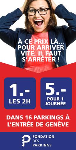 Fondation des Parking : promotion parking P + R