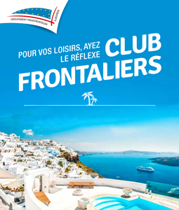 Le Club Frontaliers 2021