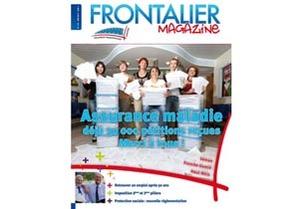 Le Frontalier Magazine de Juin vient de sortir