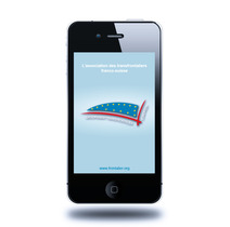 Notre application Smartphone enfin en version ICS