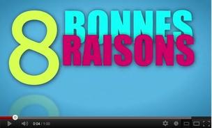 8 raisons d'adhérer