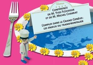 L'emploi dans le Grand Genève