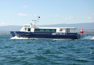 Les bateaux sur le L�man sont victimes de leur succ�s, le Groupement intervient