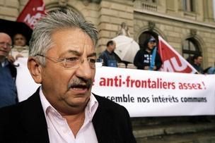 Le sentiment anti-frontaliers interpelle la presse franco-suisse