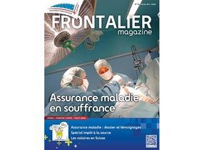 Le Frontalier Magazine de Février bientôt chez nos adhérents !
