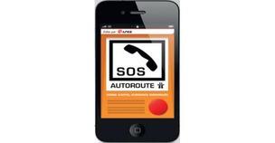 SOS autoroute, une nouvelle application pour voyager tranquille
