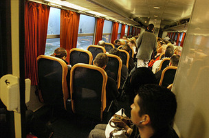 Pontarlier-Frasne-Vallorbe, le train frontalier  fait l'unanimité