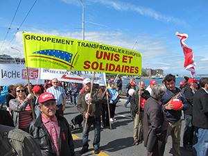 Manifestation du 1er mai 2013