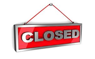Closed -� Maxim_Kazmin - Fotolia.com