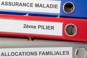 Remise du rapport sur l'assurance maladie
