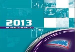 Un rapport d'activité 2013 à découvrir