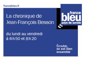 La voix des frontaliers sur France Bleu