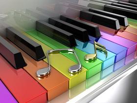 La frontière lémanique joue du piano