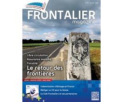 Le Frontalier Magazine du mois de juin bientôt chez vous