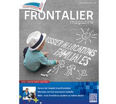 Sortie imminente du Frontalier magazine de septembre