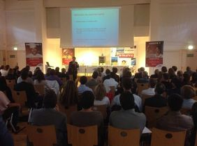 Retrouvez les conférences du Forum de l'emploi transfrontalier