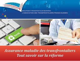 Assurance maladie, découvrez notre brochure pour tout savoir sur la réforme