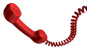 Téléphone : problème technique