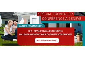 Conférence du Crédit Agricole sur le Revenu Fiscal de Référence (RFR)