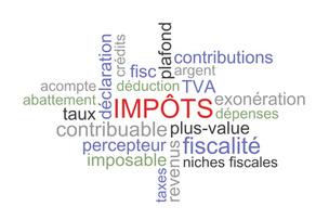 Déclaration de revenus en France, la prise de rdv n'est pas encore possible