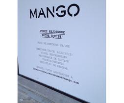 Pr t porter mango recrute gen ve gte - Salaire vendeuse pret a porter ...