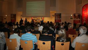 Les conférences du Salon des transfrontaliers, présentations en téléchargement
