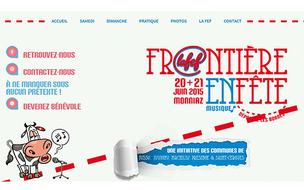 5 communes françaises et suisses vous invitent à la Fête de la frontière