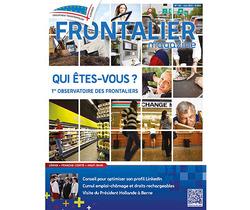 Consultez le Frontalier magazine en version interactive