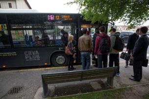 Transports publics à Genève, tarifs réduits en cas de pics de pollution