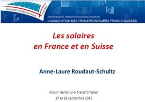 Le Forum de l'emploi transfrontalier continue sur le web