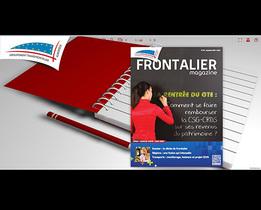 Frontalier Magazine en ligne, que du succès !