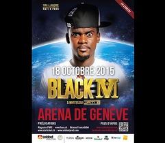 BLACK M en concert à Genève ! Devenez fan du GTE et gagnez vos places gratuites