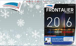 Le Frontalier Magazine de décembre en ligne !