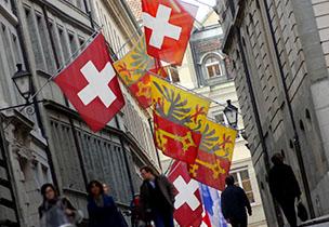 Les cadeaux à Genève, c'est fini !