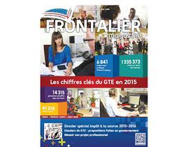 Le Frontalier Magazine de février bientôt chez vous !
