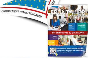 Le Frontalier Magazine à feuilleter sur votre écran
