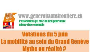 Transports transfrontaliers, table ronde demain à Gaillard