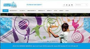 Jeux du Grand Genève,  un week-end d'événements sportifs