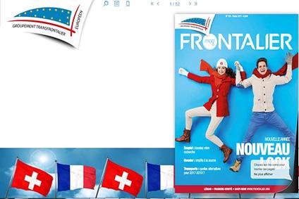 Notre Frontalier Magazine fait peau neuve