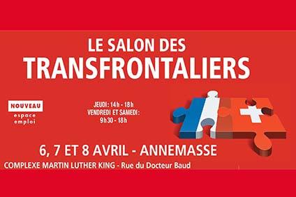 Le Salon des transfrontaliers ouvre bientôt ses portes