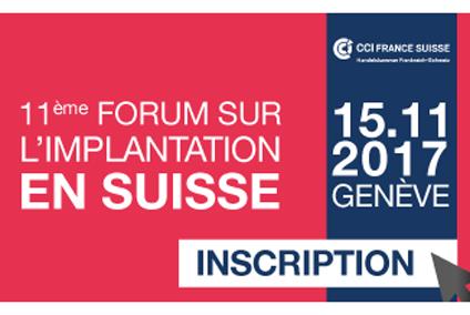forum sur l 39 implantation en suisse le 15 novembre gte. Black Bedroom Furniture Sets. Home Design Ideas