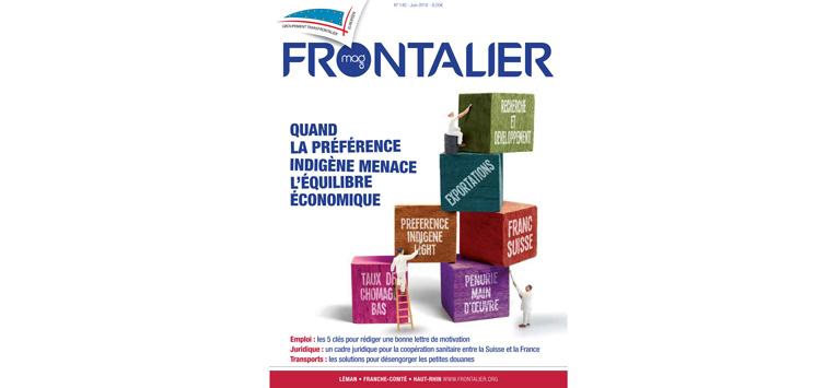 Le Frontalier Mag de juin est en ligne !