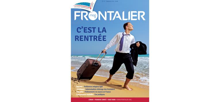 Le Frontalier Mag de septembre est en ligne !