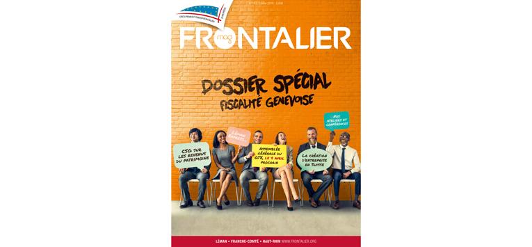 Le Frontalier Mag de Février est en ligne !