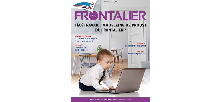 Le Frontalier magazine