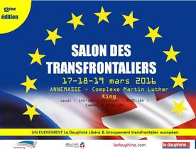 13<sup>ème</sup> édition du Salon des transfrontaliers