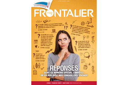 Le Frontalier Mag d'Avril