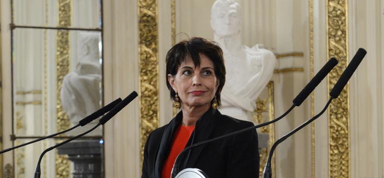 Doris Leuthard, le départ de la «Merckel» suisse