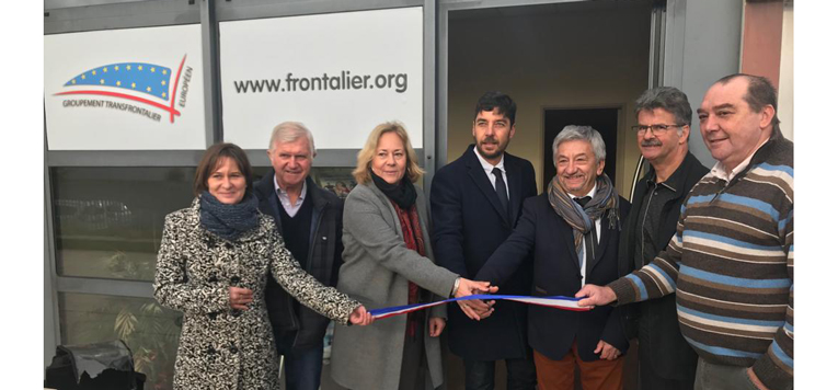 Frontaliers du Haut-Rhin : découvrez notre antenne de Rixheim