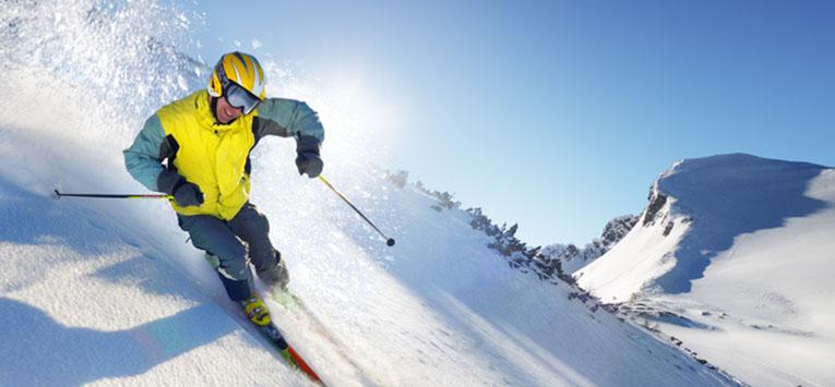En Suisse, le ski est Magic !
